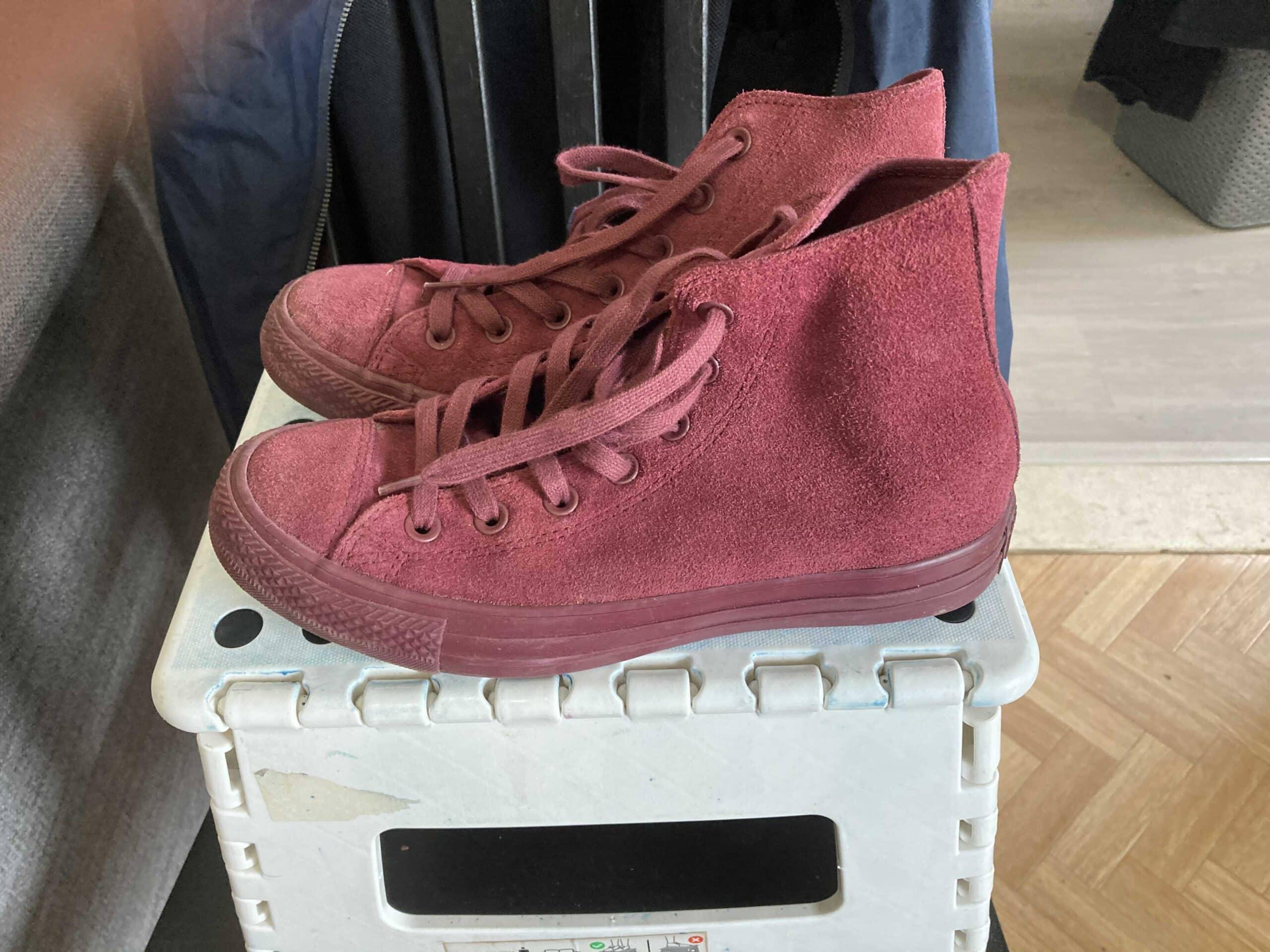 sneakers van Converse