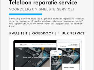 Telefoon reparatie